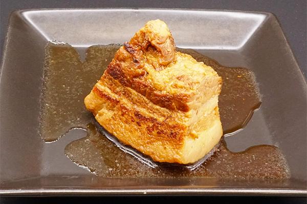 一晩煮込んだ やわらか国産豚角煮